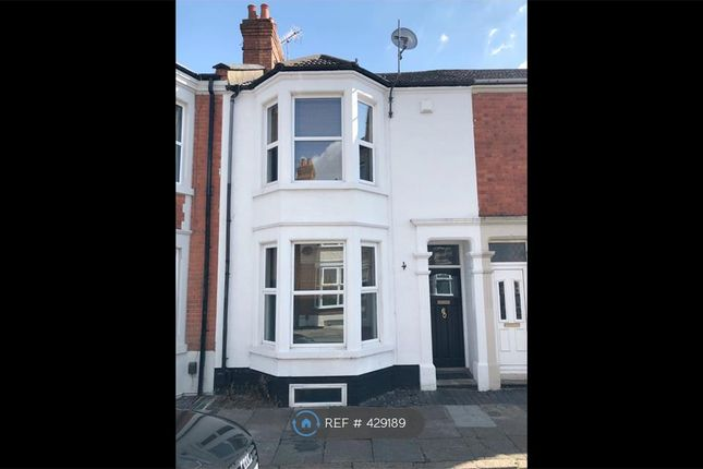 Thumbnail Terraced house to rent in Cedar Road, Northampton