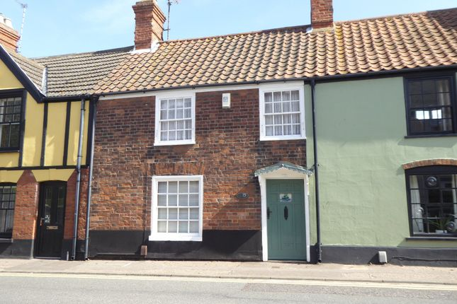Thumbnail Terraced house to rent in High Road, Gorleston, Great Yarmouth