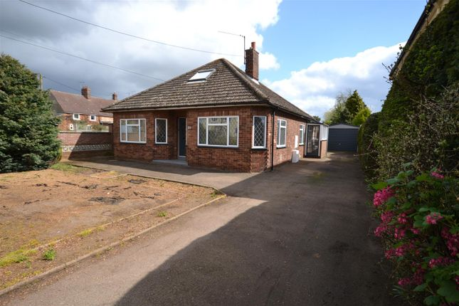 Thumbnail Detached bungalow for sale in Church Crofts, Manor Road, Dersingham, King's Lynn