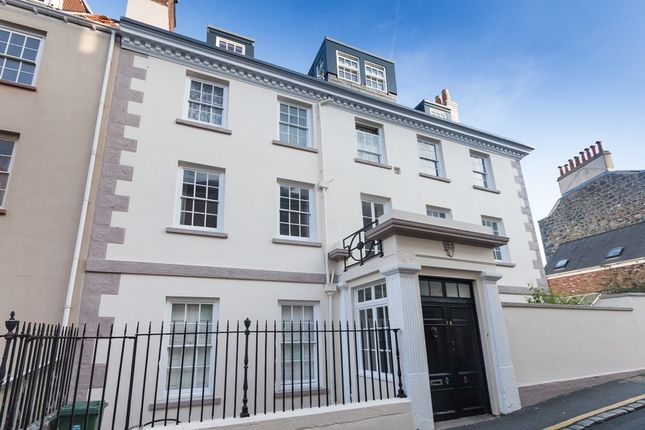 Thumbnail Flat to rent in Hautiville, St. Peter Port, Guernsey