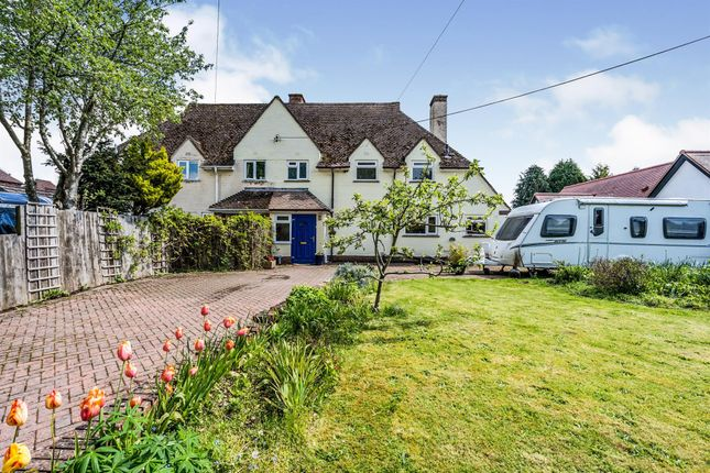 4 bed semi-detached house for sale in Windermere, Holme Lacy, Hereford HR2