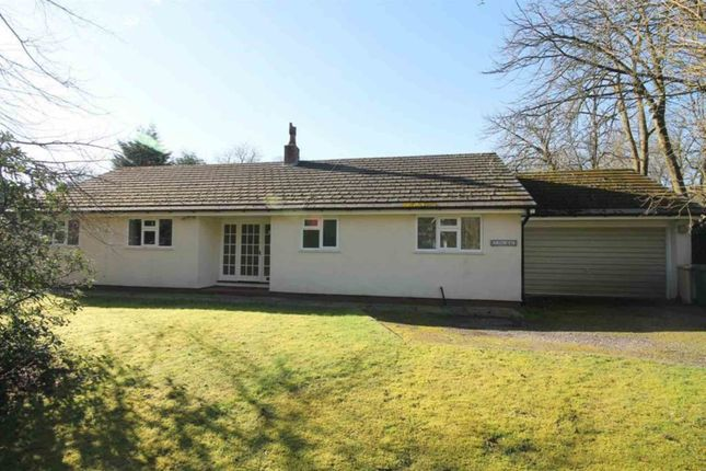 Thumbnail Detached bungalow to rent in Princess Road, Lostock, Bolton