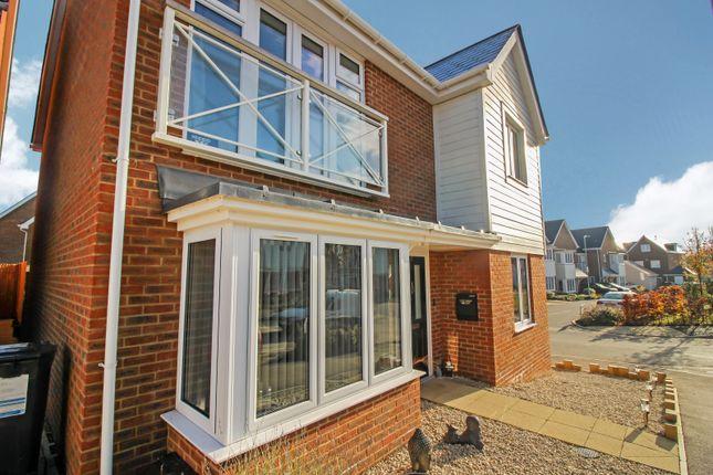 4 bed detached house for sale in Pilgrims Close, Snodland ME6