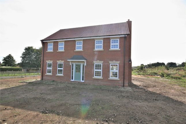 Thumbnail Detached house for sale in Cambridge Crescent, Brookenby