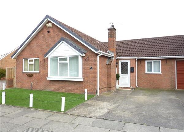 Thumbnail Detached bungalow for sale in Cyrano Way, Aylesby Park, Grimsby