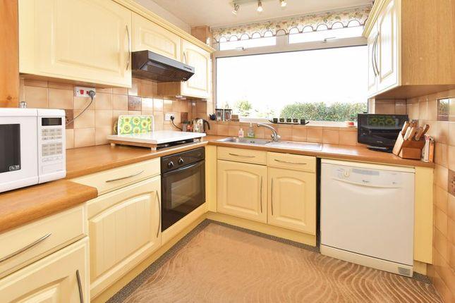Kitchen of Ashcroft Road, Porthill, Newcastle Under Lyme ST5