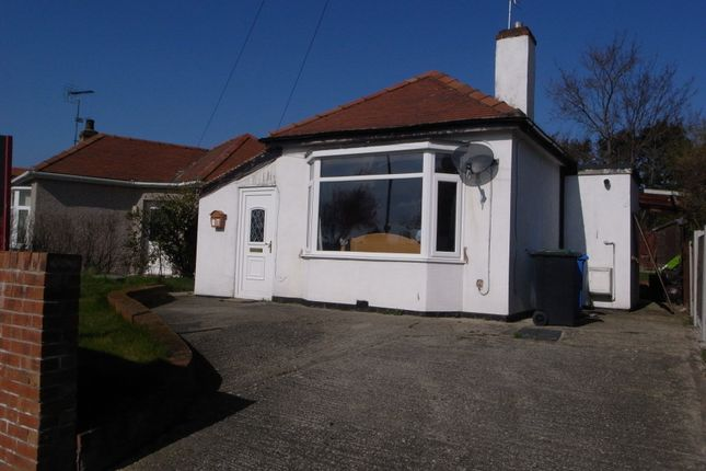 Thumbnail Detached bungalow to rent in Trellewelyn Road, Rhyl
