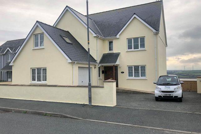Thumbnail Detached house to rent in Ocean Way, Pembroke Dock, Pembrokeshire