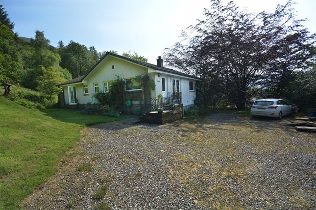 Thumbnail Bungalow for sale in Balquhidder, Lochearnhead