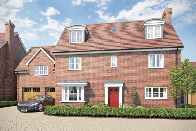 Thumbnail Detached house for sale in Beaulieu Chase, Regiment Way, Chelmsford, Essex