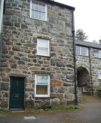 Thumbnail Flat to rent in Cader Road, Dolgellau
