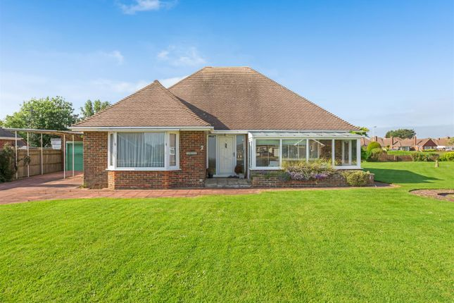 Thumbnail Detached bungalow for sale in Sandown Avenue, Goring-By-Sea, Worthing