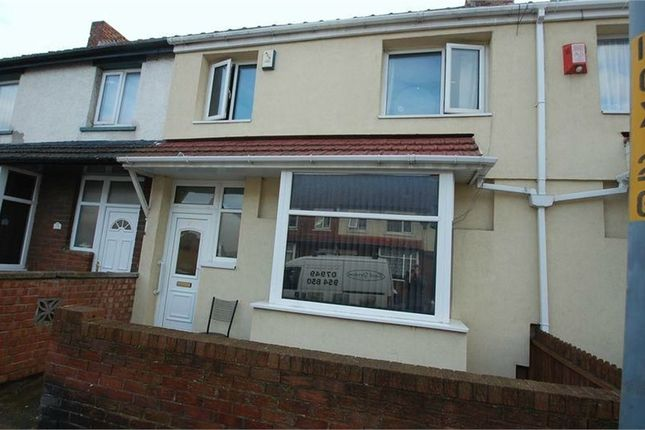 Thumbnail Terraced house for sale in Crescent Road, Middlesbrough, North Yorkshire