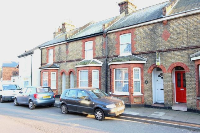 Thumbnail Terraced house to rent in Middle Deal Road, Deal