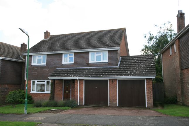 Detached house to rent in Mountbatten Way, Brabourne Lees, Ashford, Kent