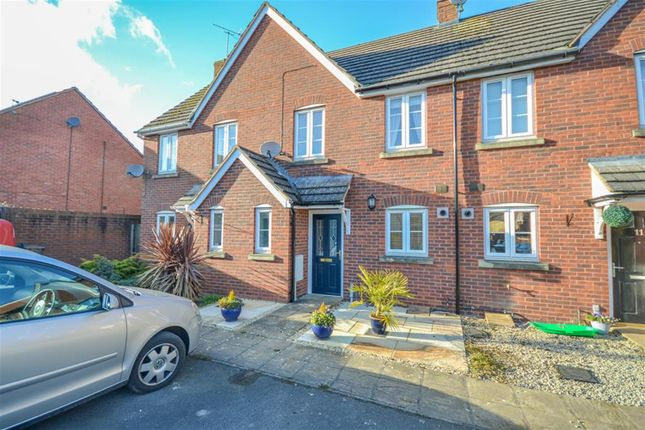 Thumbnail Terraced house for sale in Castle Stream Court, Dursley