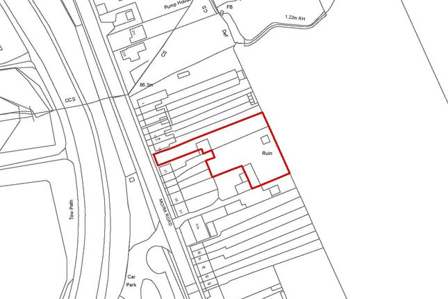 Thumbnail Property for sale in Moira Road, Donisthorpe, Swadlincote