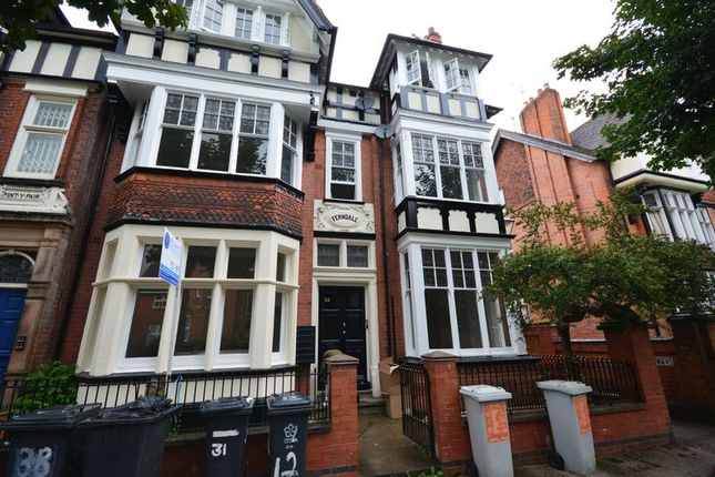 Thumbnail Flat to rent in Flat 1, St. James Road, Leicester