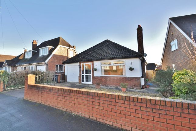 Thumbnail Detached bungalow for sale in Woodfield Close, Connah's Quay, Deeside