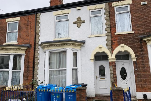 Thumbnail Shared accommodation for sale in Suffolk Street, Hull