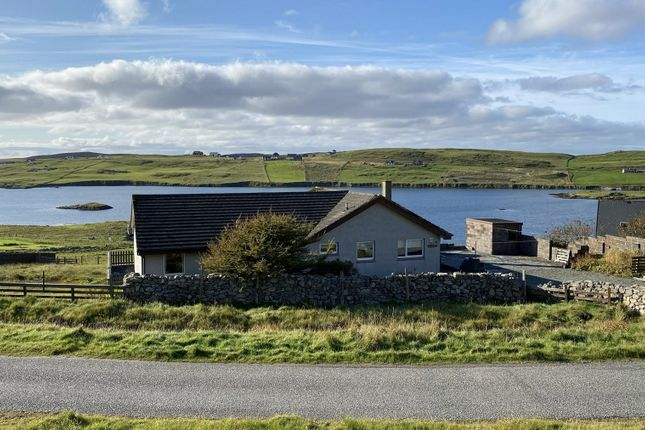 Thumbnail Detached bungalow for sale in Nesbister, Whiteness