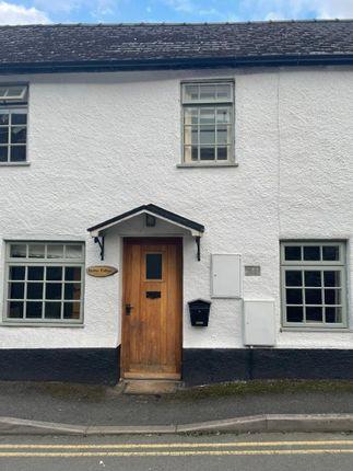 Thumbnail Town house for sale in Green End, Presteigne, Powys 6 Miles From Kington