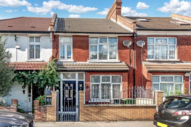 Thumbnail Terraced house for sale in Whitburn Road, London