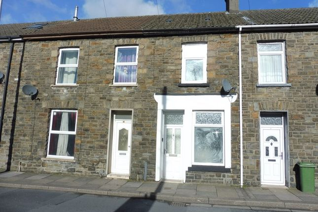 Thumbnail Terraced house for sale in Cardiff Road, Aberaman, Aberdare