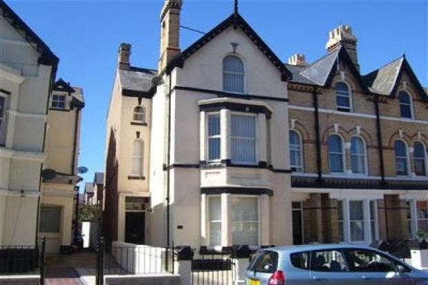 Thumbnail Flat to rent in Russell Road, Rhyl