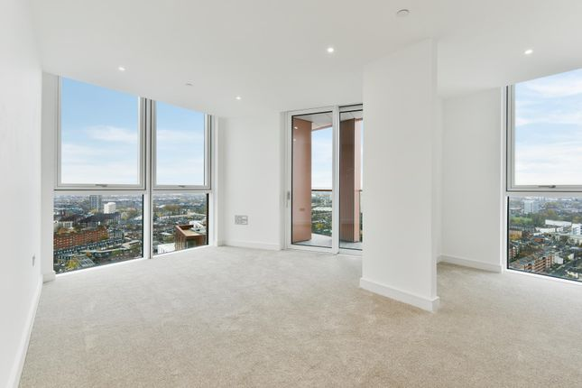 Thumbnail Flat to rent in Haydn Tower, Nine Elms Point