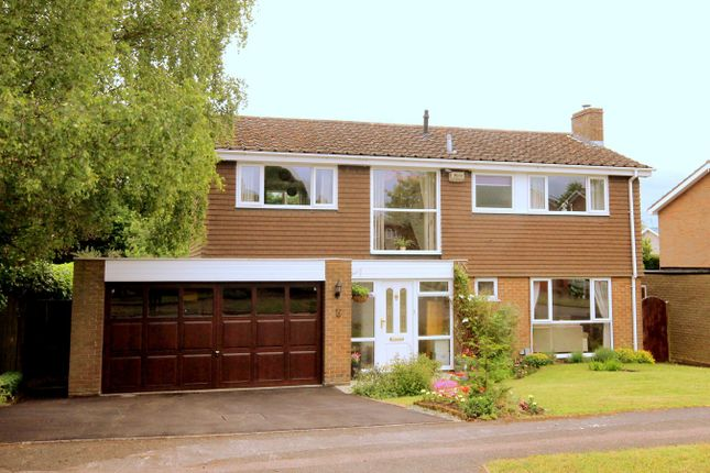 Thumbnail Detached house for sale in Hampden Road, Flitwick