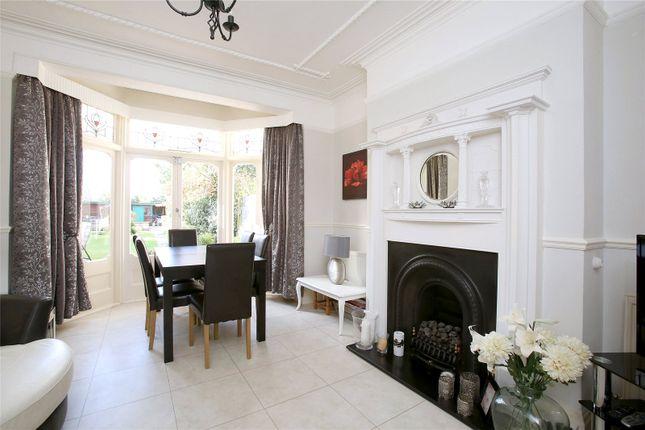 Thumbnail Semi-detached house for sale in Sefton Road, Croydon, Surrey