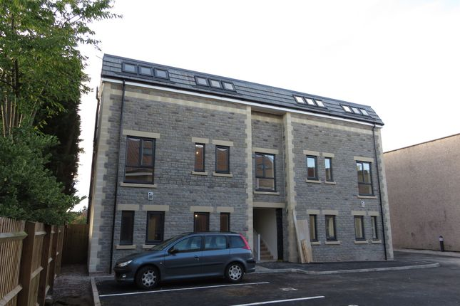 Thumbnail Flat for sale in Midland Terrace, Fishponds, Bristol