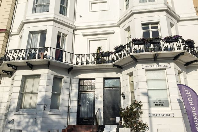 Thumbnail Hotel/guest house for sale in Albert Square, Great Yarmouth