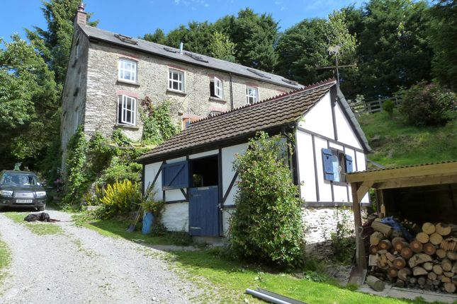 Thumbnail Detached house for sale in Cribyn, Lampeter