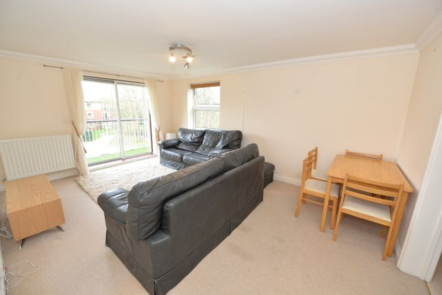 Thumbnail Flat to rent in Hill Lane, Southampton
