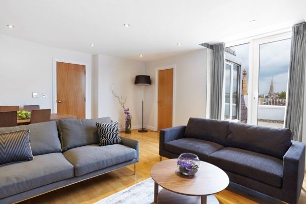 Thumbnail Property to rent in Cheval Harrington Court, London