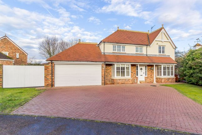 Thumbnail Detached house for sale in Blaise Garden Village, Hartlepool