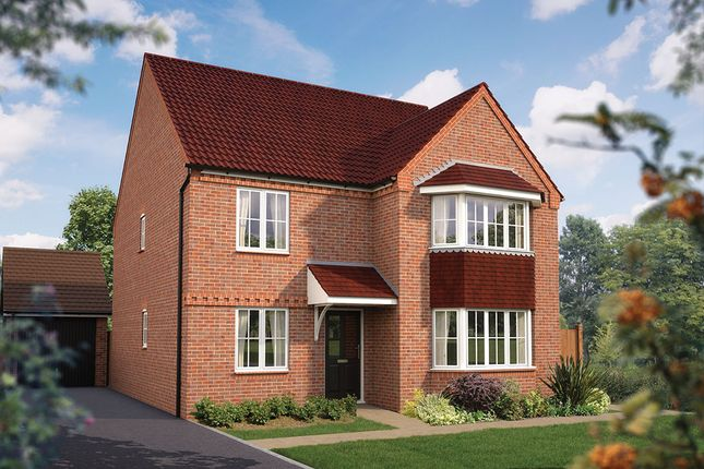 """Thumbnail Detached house for sale in """"The Oxford"""" at Hodgson Road, Shifnal"""