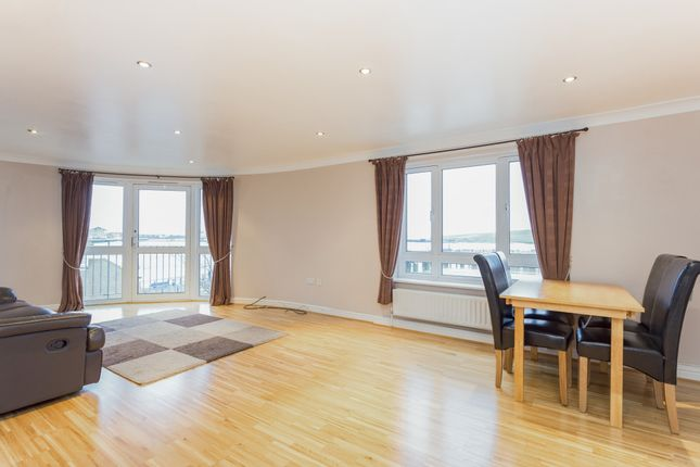 Thumbnail Flat to rent in Wharfside Close, Erith