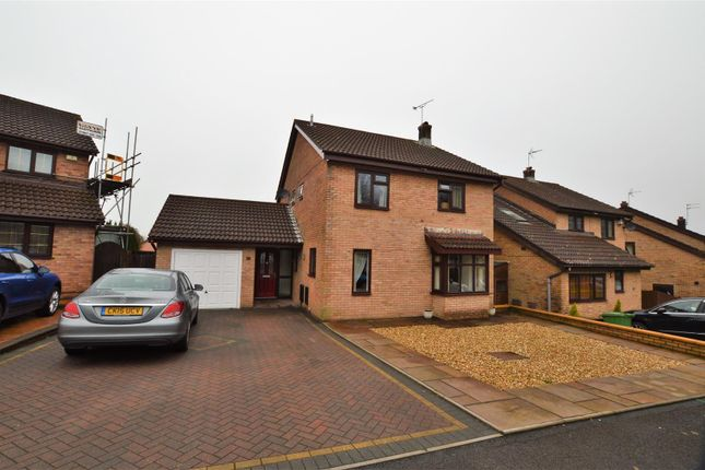 Property for sale in The Hollies, Brynsadler, Pontyclun