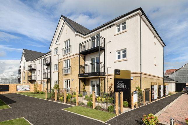 "1 bedroom flat for sale in ""Apartment - Type B"" at Lochside Cottages, Woodburn Avenue, Redding, Falkirk"
