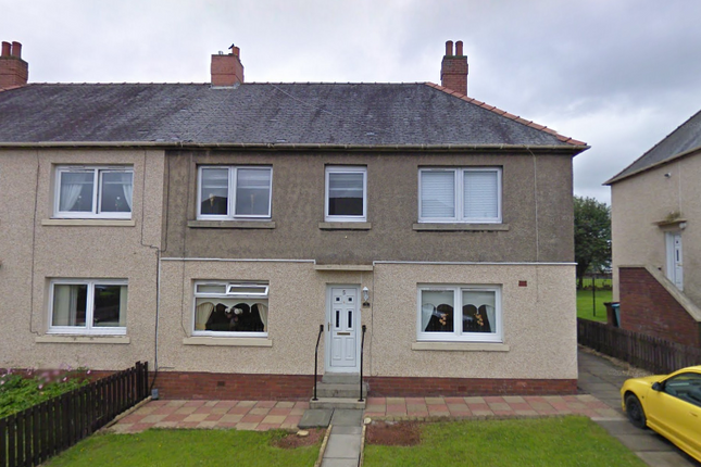 Thumbnail Flat for sale in Moorfoot Drive, Wishaw