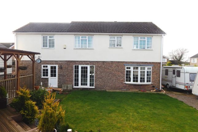 Thumbnail Detached house for sale in Towgood Way, Great Paxton, St. Neots