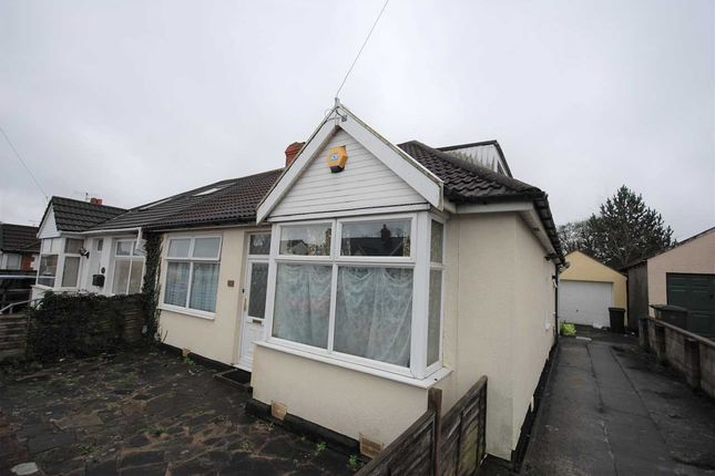 Thumbnail Bungalow to rent in Northville Road, Horfield, Bristol