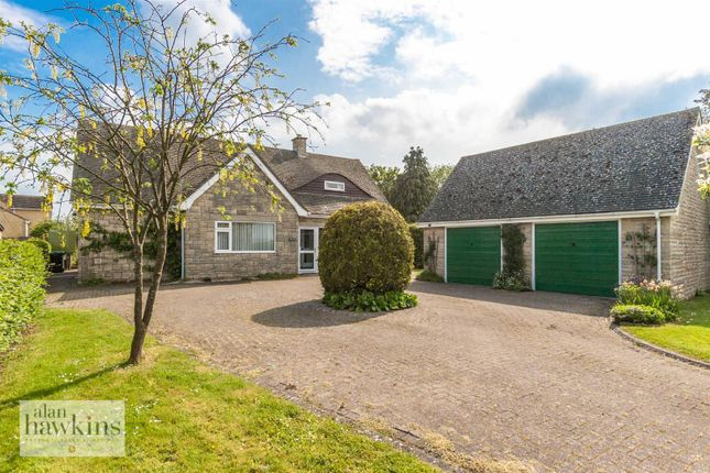 Thumbnail Detached house for sale in The Common, Brinkworth, Chippenham