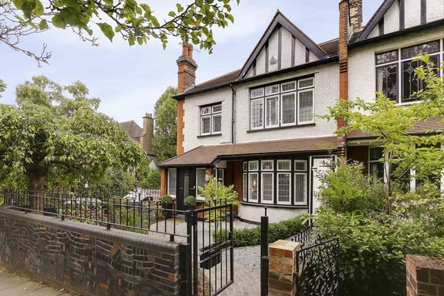Thumbnail End terrace house for sale in Hornsey Lane, London