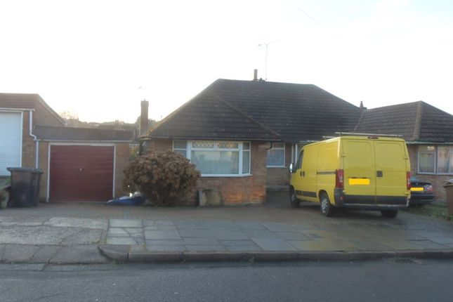 Thumbnail Bungalow to rent in Fieldgate Road, Leagrave, Luton
