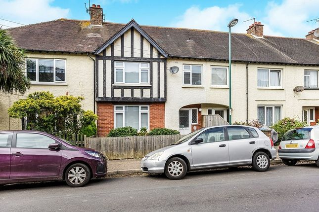Thumbnail Terraced house to rent in Ockley Road, Bognor Regis