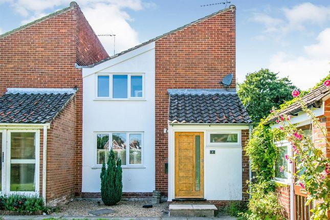 3 bed semi-detached house for sale in Pottersfield, Corpusty, Norwich NR11